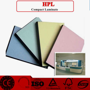 Compact Laminate 1830*1830mm; HPL pictures & photos