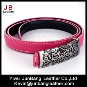 New Fashion Ladies PU Belt pictures & photos