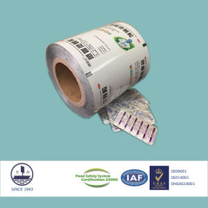 Moisture-Resistant Pharmaceutical Composite Film for Packaging Pills pictures & photos