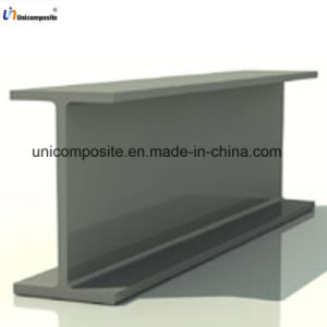 Glassfiber Reinforced Profiles Beams FRP H/I Beam Profile pictures & photos