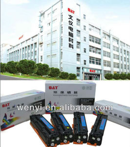 Compatible Minolta 1600bk/C/M/Y Color Toner Cartridge pictures & photos