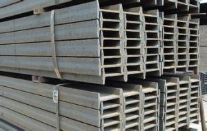 16#, 18#, 20#Hot Rolled Steel Beam, H/I Beam pictures & photos