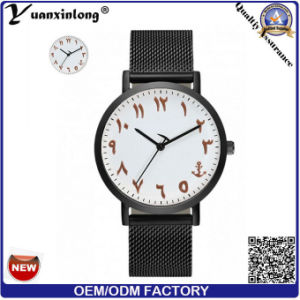Yxl-025 Japan Movt Quartz Watch, Stainless Steel Back Watches Men, Slim Case Watch pictures & photos