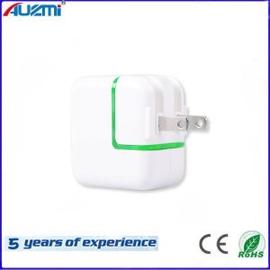 Universal Power Adapter USB Travel Charger with LED Light pictures & photos