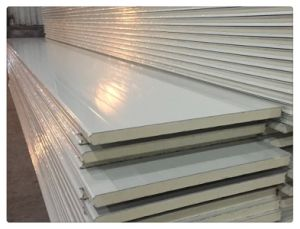China Foam Roofing and Wall Sandwich Panels pictures & photos