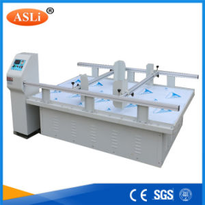 Save Power Low Frequency Package Simulation Transport Vibration Tester pictures & photos