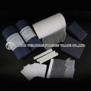 Disposable OEM Medical Absorbent Cotton Roll pictures & photos