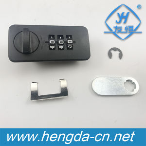 Yh1216 Safe Number Cabinet Plastic Combination Lock pictures & photos