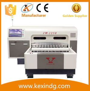 PCB Equipments Grooving Cutting Lathe CNC V-Groove Machine pictures & photos