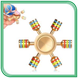 2017 Best Seller High Quality Hand Fidget Toy Fingertip Gyroscope Fidget Spinner pictures & photos