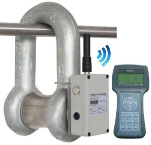 Wireless Load Cell Shackle 2t/5t/10t/20t/30t/50t pictures & photos
