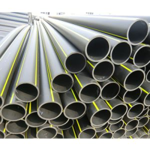 Buried HDPE Gas Pipe for Gas Supply pictures & photos