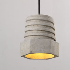 Loft Cement Industrial Nordic Vintage Pendant Light for Home pictures & photos