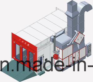 European Standard Paint Spray Booth Bd770 pictures & photos