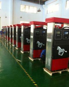 Zcheng Tokheim Fuel Dispenser Double Nozzle pictures & photos