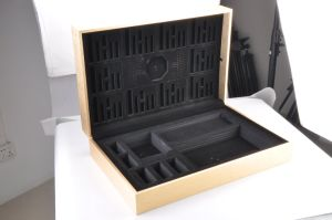 Fancy Paper Cosmetic Box with EVA Insert/Cosmetic Box pictures & photos