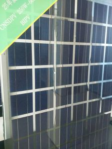 110W BIPV Solar Module pictures & photos
