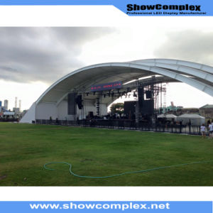 High Refresh Rate of Outdoor Full Color Rental LED Display for Conference (500mm*500mm P3.9) pictures & photos