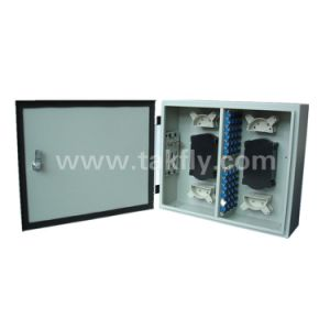 48 Cores Fiber Optical Outdoor Wall Mount Distribution Cabinet pictures & photos