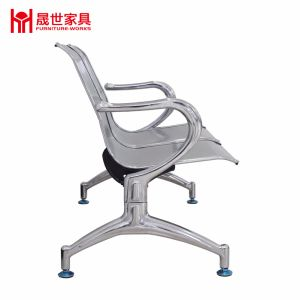 Good Comfort Top Quality Two Seats Waiting Chair-China Manufacture of Metal chair pictures & photos