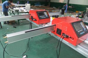 Portable CNC Plasma Metal Cutting Machine for Metal Stainless Steel, Aluminum pictures & photos