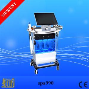 Skin SPA System Skin Microdermabrasion Oxygen Aqua Peeling Machine /Diamond Dermabrasion Machine pictures & photos