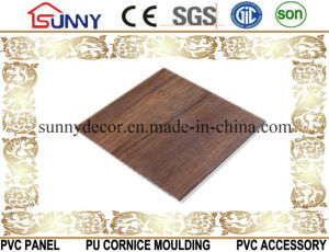 Plastic Wood Printing PVC Wall Panel for Ceiling Board Cielo Raso De PVC pictures & photos