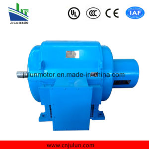 Jr (stand no. 15) Series Three Phase Induction Electric Motor Slip Ring Motor AC Motor Wound Rotor Asynchronous Motor pictures & photos