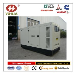 Lovol (China) Good Quality Silent Type Diesel Generator Set pictures & photos