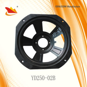 New Design Press Die Casting 10inch Iron Frame --Subwoofer Basket and Speaker Frame pictures & photos
