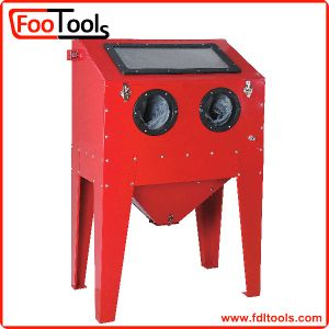 220L Vertical Cabinet Knock Down Sandblaster pictures & photos