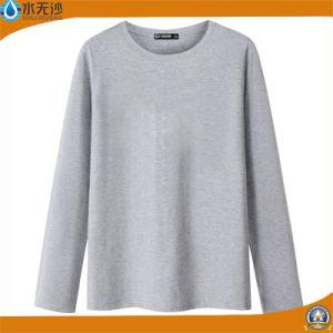 Wholesale Long Sleeve Cotton T-Shirts Men Summer T-Shirts pictures & photos