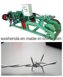 21years Factory Easy Operate Barbed Wire Netting Machine pictures & photos