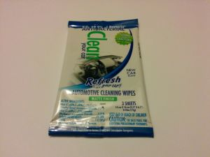 75cts Automotive Wipes pictures & photos