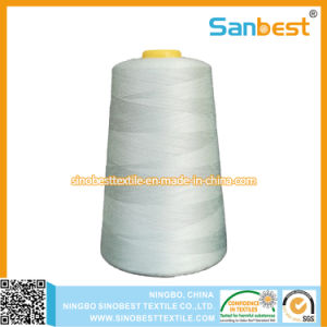 Spun Polyester Sewing Thread in High Quality pictures & photos