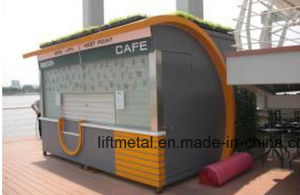 Advertising Shopping Booth for Outdoor Custome Metal Fabrication (LFDS0101) pictures & photos