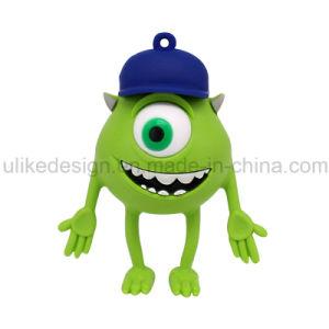 Monster University Mike PVC USB Flash Drive (UL-PVC024-01) pictures & photos