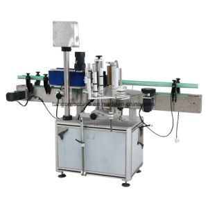 Automatic Semi-Auto Labelling Machine Linear Line for Round Bottle Flat Bottle Different Shape Size pictures & photos