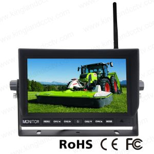 7 Inch Digital Wireless Rear View System with Waterproof IR Camera pictures & photos