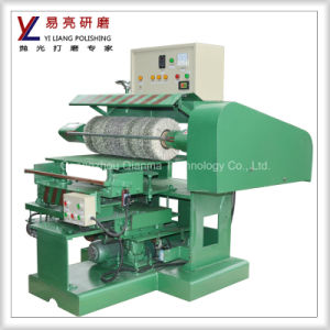 Stainless Steel Door Hinges Wire Drawing Grinding Polishing Machine (YL-ATPM-006) pictures & photos