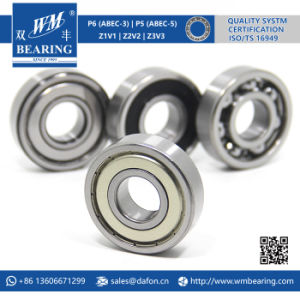 6304 Zz 2RS High Speed Spindle Radial Ball Bearing pictures & photos
