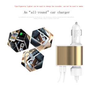 5V 2.1A Dual USB Car Charger Universal phone charger pictures & photos