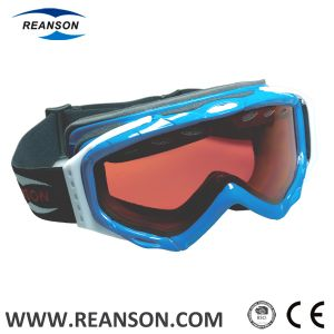 Over The Glass Anti-Fog UV Protection Skiing Goggles pictures & photos
