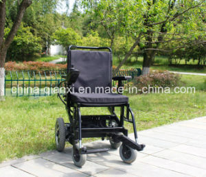 Ce Approved Wheelchair with Joystick (XFG-107FL) pictures & photos