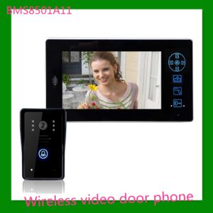 2.4G All-Digital Wireless Peephole Video Door Phone pictures & photos