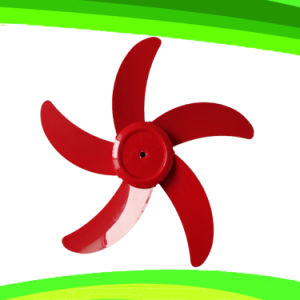 5 Blade 16 Inches 12V DC Stand Table Fan (SB-T5-DC16C) pictures & photos