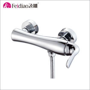 High Quality Durable Brass Single Handle Kitchen Sink Faucet pictures & photos