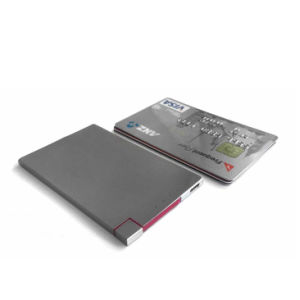 The World′s Thinnest Credit Card Size Power Bank pictures & photos
