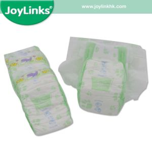 Disposable Baby Diapers/Pads with Cotton Backsheet pictures & photos