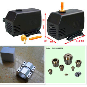 Gdz80-2.2 Spindle Motor with Good Bearing pictures & photos